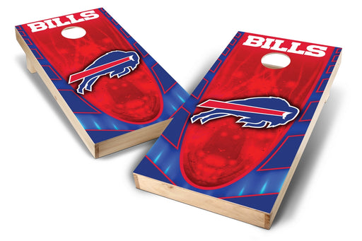 Buffalo Bills 2x4 Cornhole Board Set - Hot
