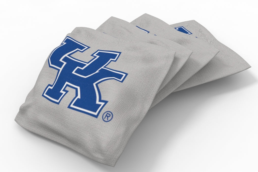 Kentucky Wildcats 2x4 Cornhole Board Set - Burlap
