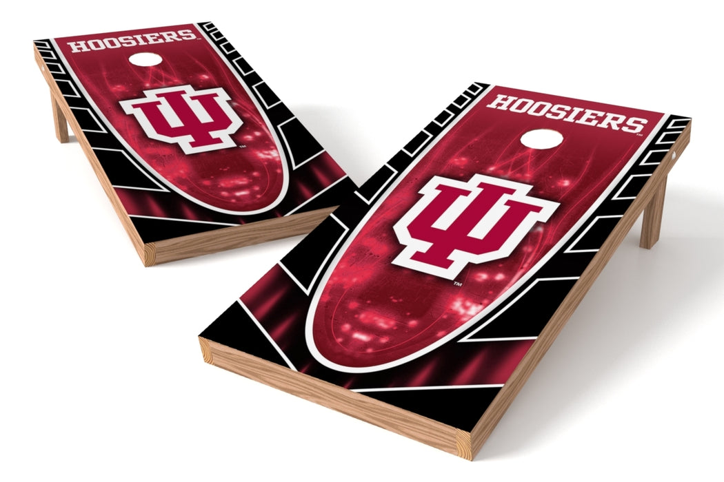 Indiana Hoosiers 2x4 Cornhole Board Set - Hot