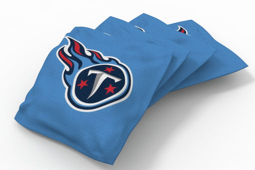 Tennessee Titans Solid Bean Bags - 4pk