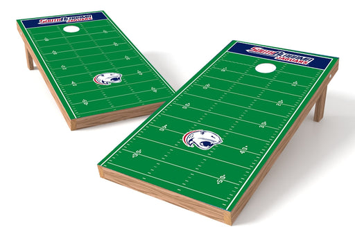 South Alabama 2x4 Cornhole Board Set - Field
