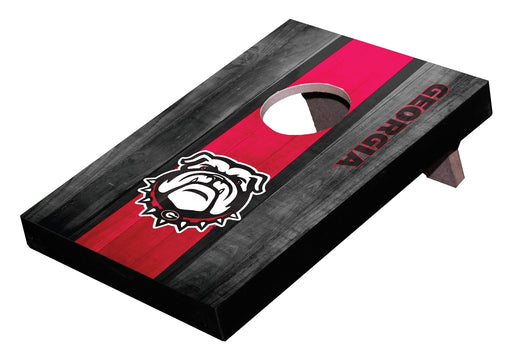 GEORGIA NCAA College 10x6.7x1.4-inch Table Top Toss Desk Game