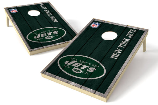 New York Jets 2x3 Cornhole Board Set - Vintage
