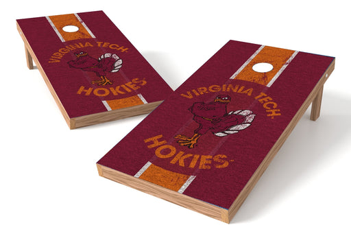 Virginia Tech Hokies 2x4 Cornhole Board Set - Heritage