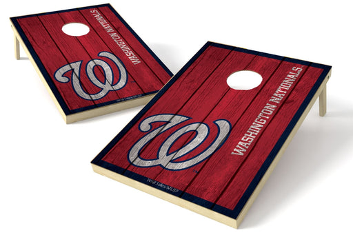 Washington Nationals 2x3 Cornhole Board Set - Vintage