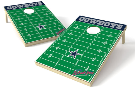 Dallas Cowboys 2x3 Cornhole Board Set - Field
