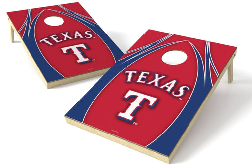Texas Rangers 2x3 Cornhole Board Set