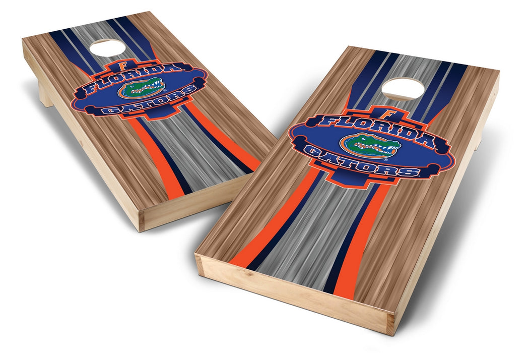 Florida Gators  2x4 Cornhole Board Set - Wood
