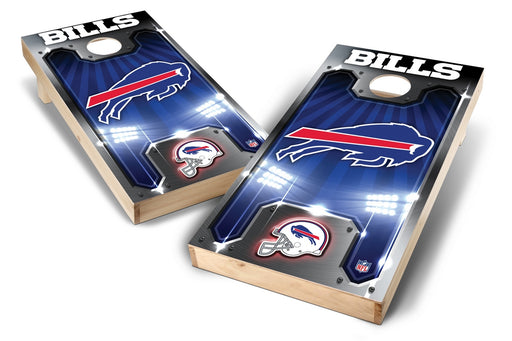 Buffalo Bills 2x4 Cornhole Board Set - Plate