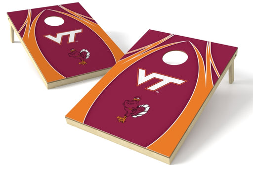 Virginia Tech Hokies 2x3 Cornhole Board Set