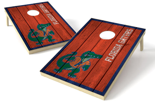 Florida Gators 2x3 Cornhole Board Set - Vintage