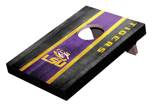 LSU NCAA College 10x6.7x1.4-inch Table Top Toss Desk Game