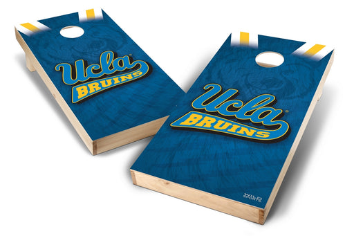 UCLA Bruins 2x4 Cornhole Board Set - Wild