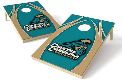 Coastal Carolina 2x3 Cornhole Board Set