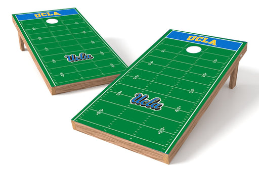 UCLA Bruins 2x4 Cornhole Board Set - Field