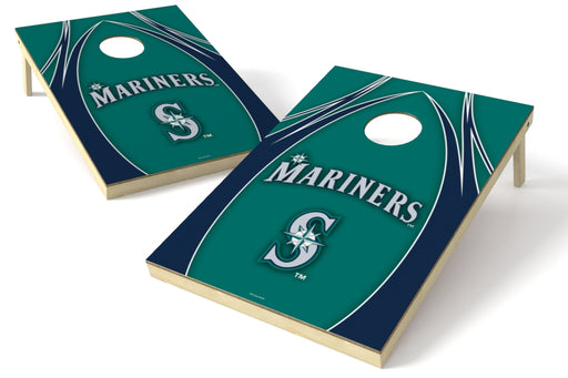 Seattle Mariners 2x3 Cornhole Board Set