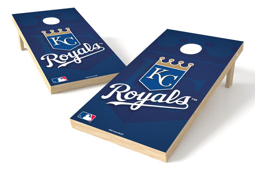 Kansas City Royals 2x4 Cornhole Board Set - Logo