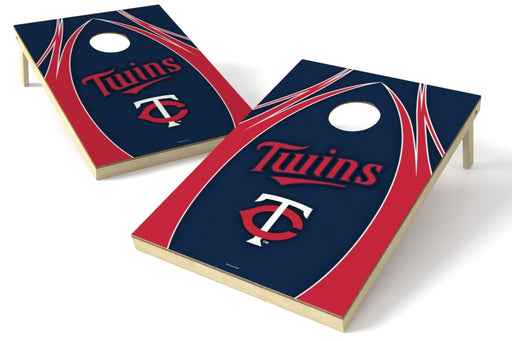 Minnesota Twins 2x3 Cornhole Board Set