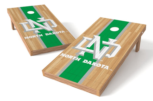 North Dakota 2x4 Cornhole Board Set - Wood