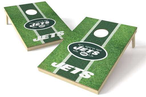 New York Jets 2x3 Cornhole Board Set - Field