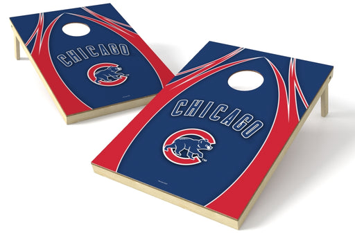 Chicago Cubs 2x3 Cornhole Board Set