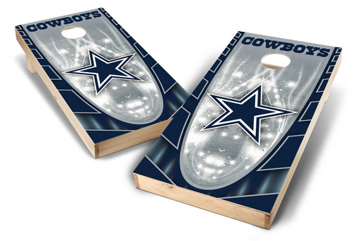 Dallas Cowboys 2x4 Cornhole Board Set - Hot