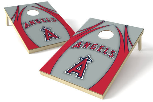 LA Angels of Anaheim 2x3 Cornhole Board Set