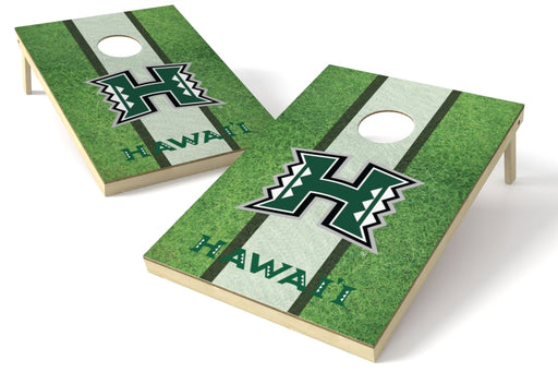 Hawaii 2x3 Cornhole Board Set - Field