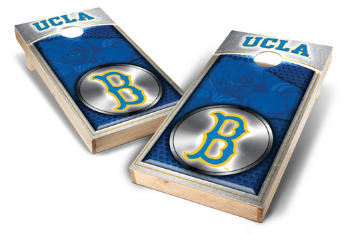 UCLA Bruins 2x4 Cornhole Board Set - Medallion