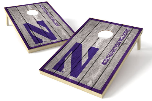 Northwest 2x3 Cornhole Board Set - Vintage