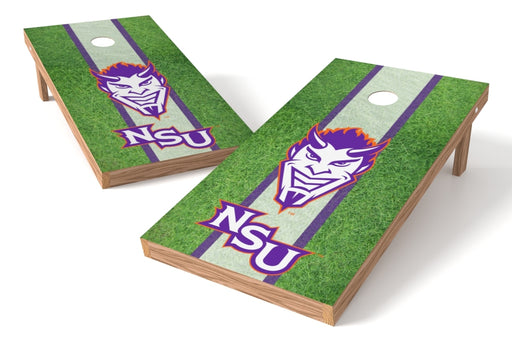 Northwest 2x4 Cornhole Board Set - Field