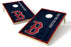 Boston Red Sox 2x3 Cornhole Board Set - Vintage