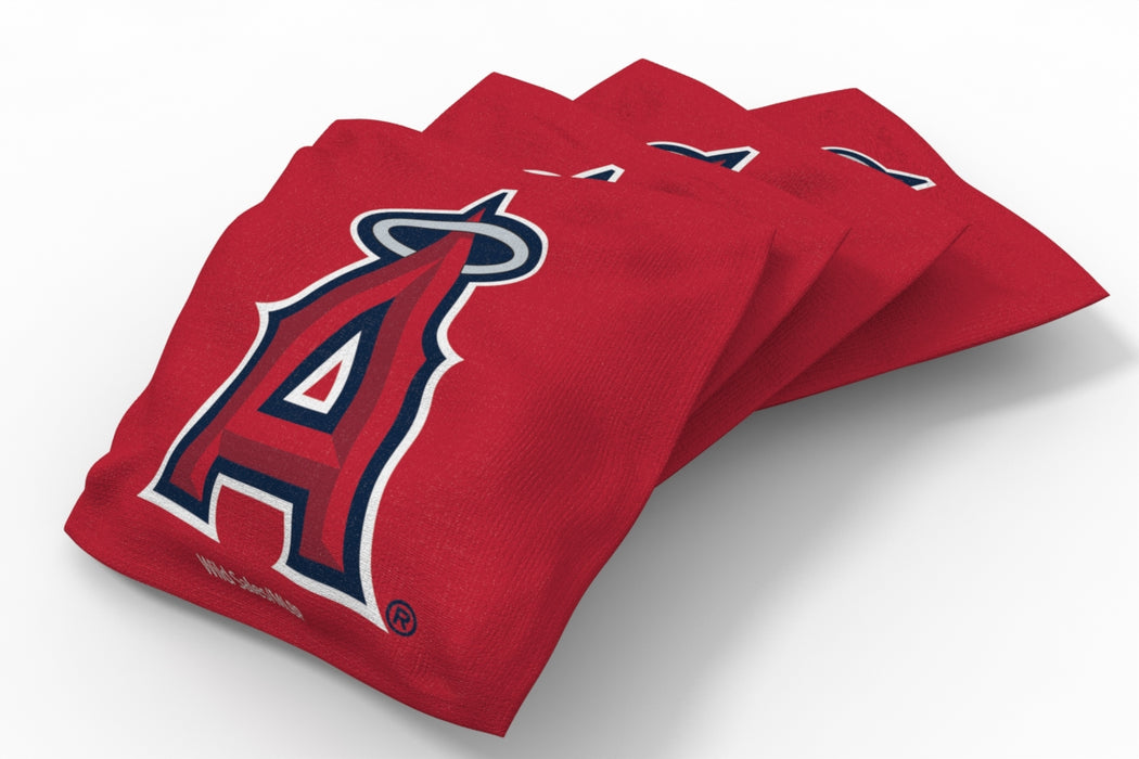 LA Angels of Anaheim 2x3 Cornhole Board Set - Field