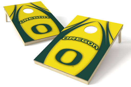 Oregon Ducks 2x3 Cornhole Board Set