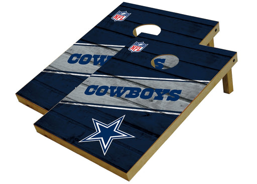 Dallas Cowboys 2x3 Cornhole Board Set - Vintage