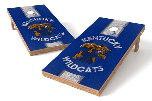 Kentucky Wildcats 2x4 Cornhole Board Set - Heritage