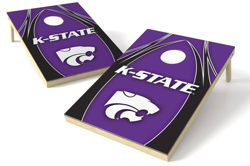 Kansas State Wildcats 2x3 Cornhole Board Set
