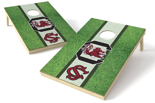 South Carolina Gamecocks 2x3 Cornhole Board Set - Field