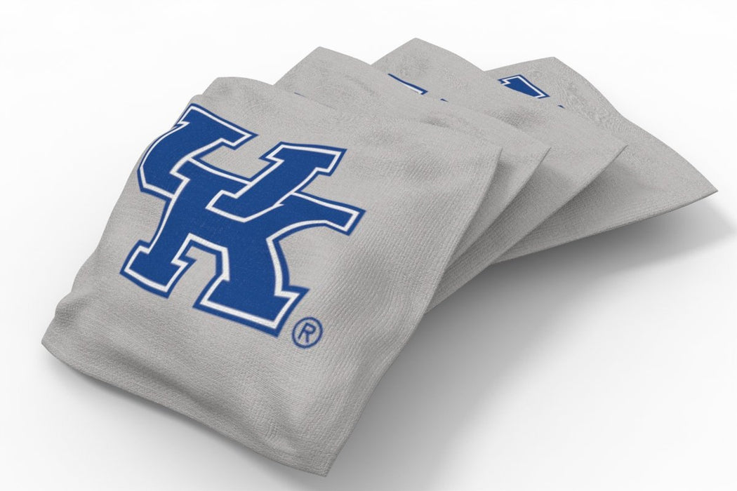 Kentucky Wildcats 2x3 Cornhole Board Set - Hardwood
