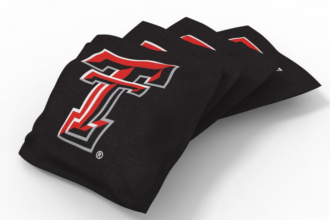 Texas Tech Red Raiders 2x4 Cornhole Board Set - Weathered