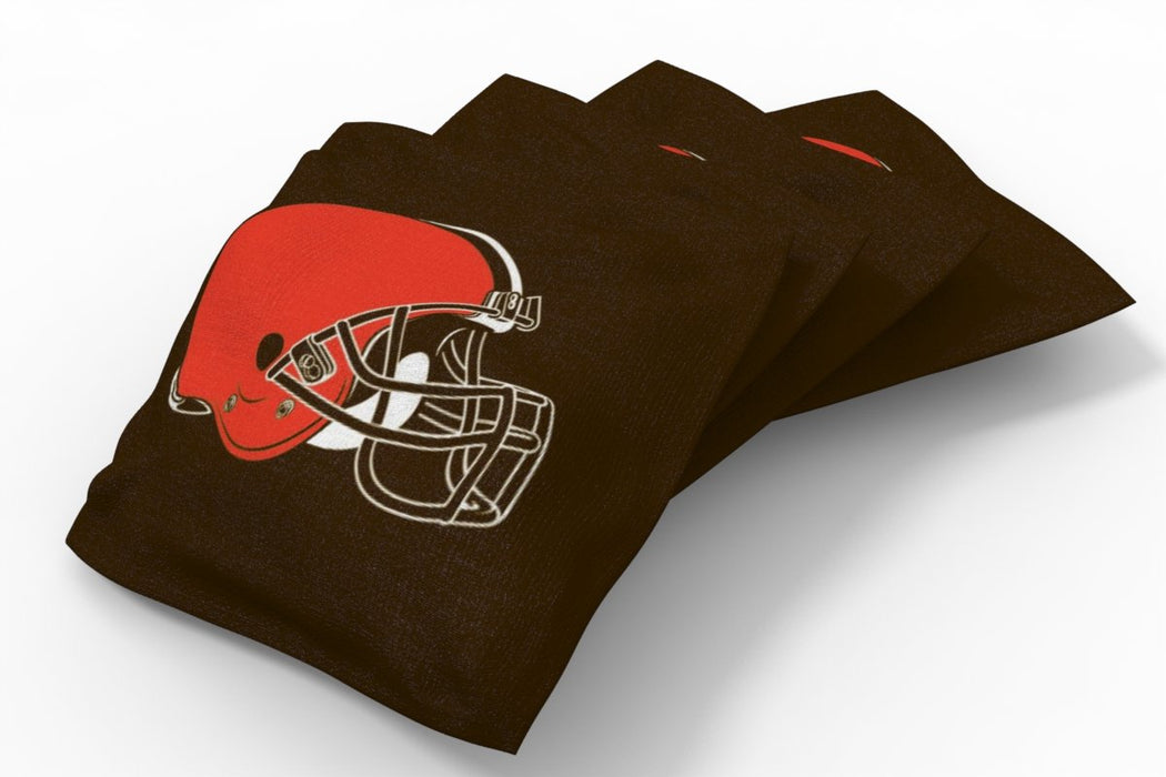 Cleveland Browns 2x3 Cornhole Board Set - Field