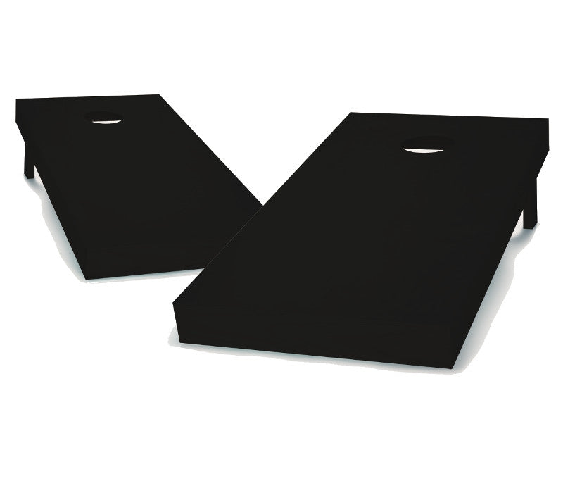 Customizable Solid Color Cornhole Boards