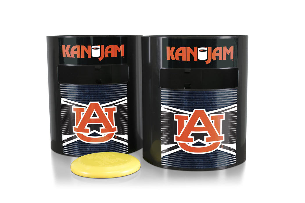 Kan Jam NCAA Auburn Tigers Disc Jam Game