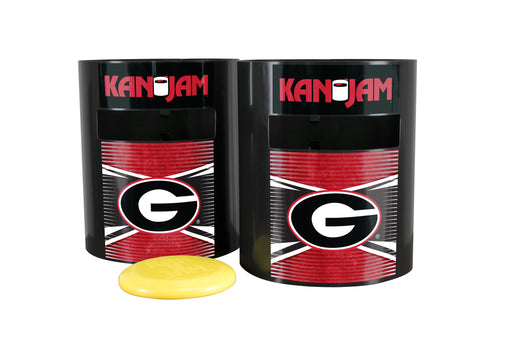Kan Jam NCAA Georgia Bulldogs Disc Jam Game