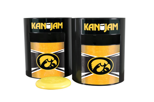 Kan Jam NCAA Iowa Hawkeyes Disc Jam Game