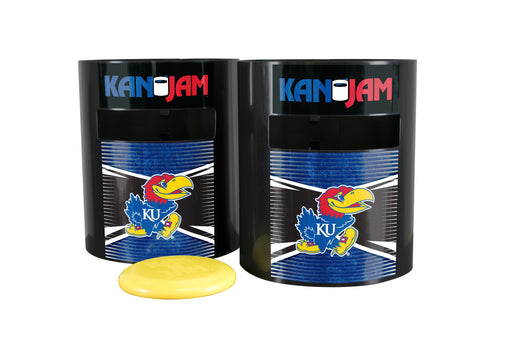 Kan Jam NCAA Kansas Jayhawks Disc Jam Game