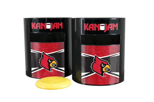 Kan Jam NCAA Louisville Cardinals Disc Jam Game