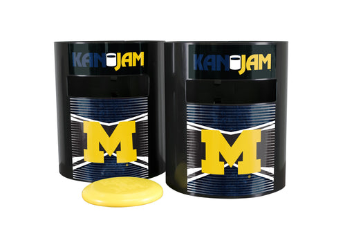 Kan Jam NCAA Michigan Wolverines Disc Jam Game