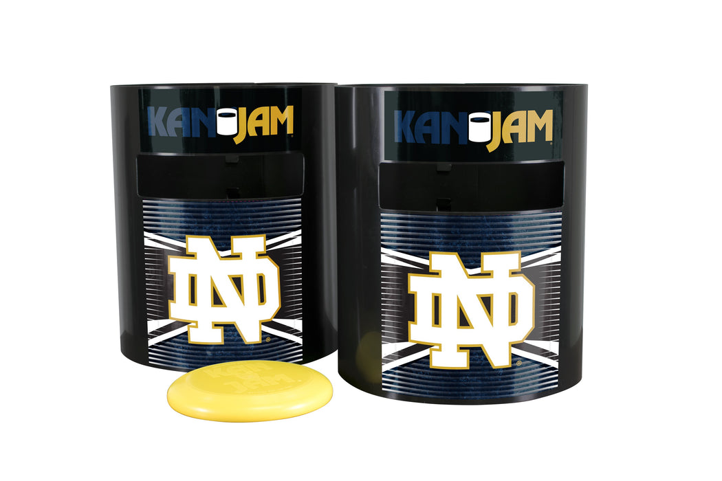 Kan Jam NCAA Notre Dame Fighting Irish Disc Jam Game