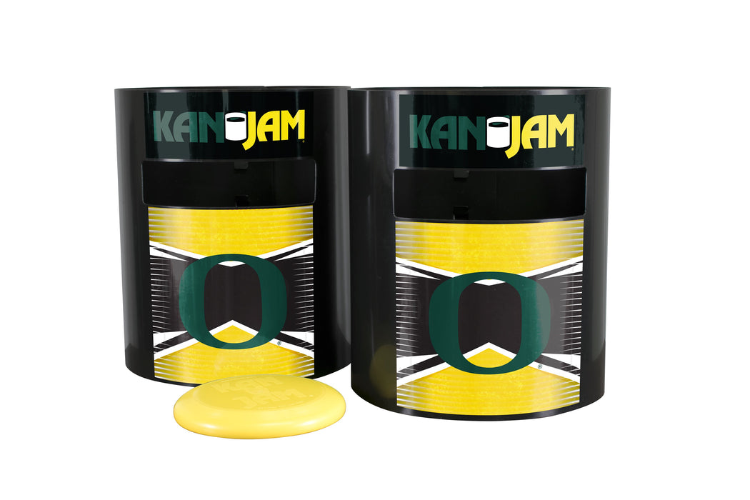 Kan Jam NCAA Oregon Ducks Disc Jam Game